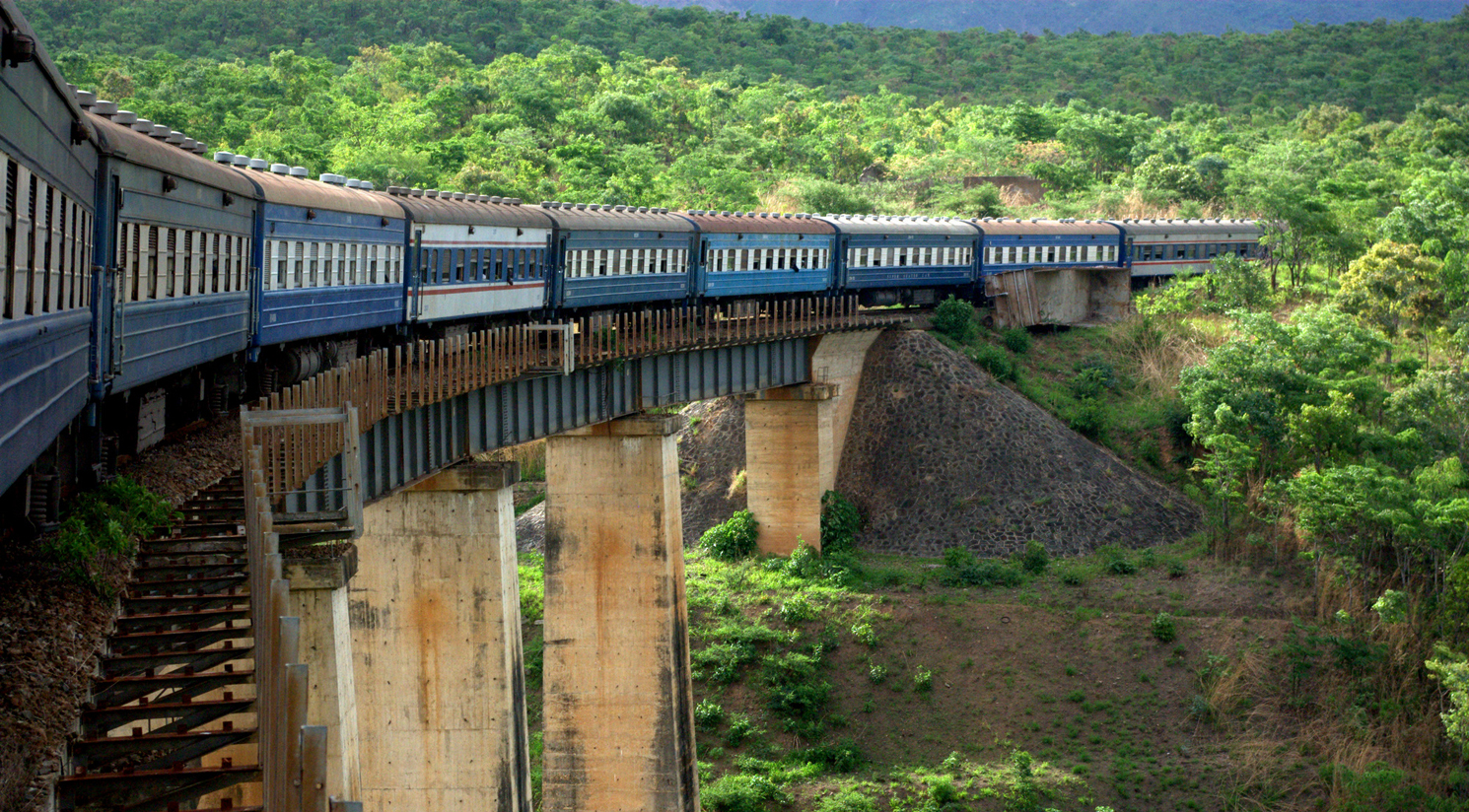 Railway Multinational Detailed Study