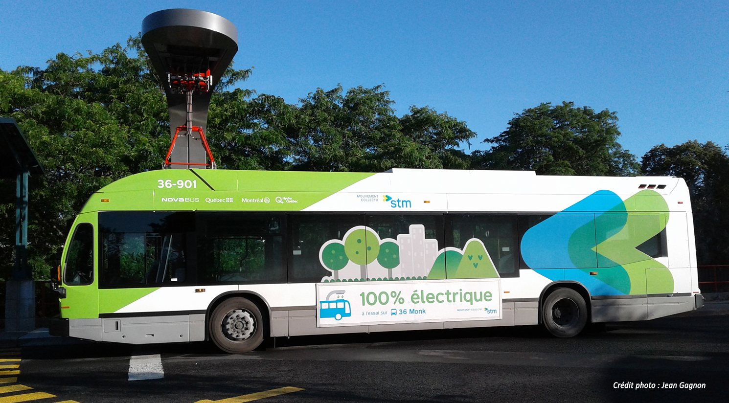 Feasibility Study for the Electrification of an STM Bus Garage