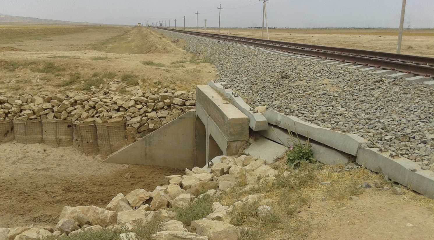 Feasibility Study for the Northern Afghanistan Railway
