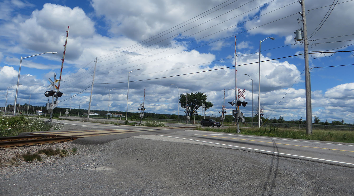 Level Crossing Inspections – VIA High-Frequency Rail Project