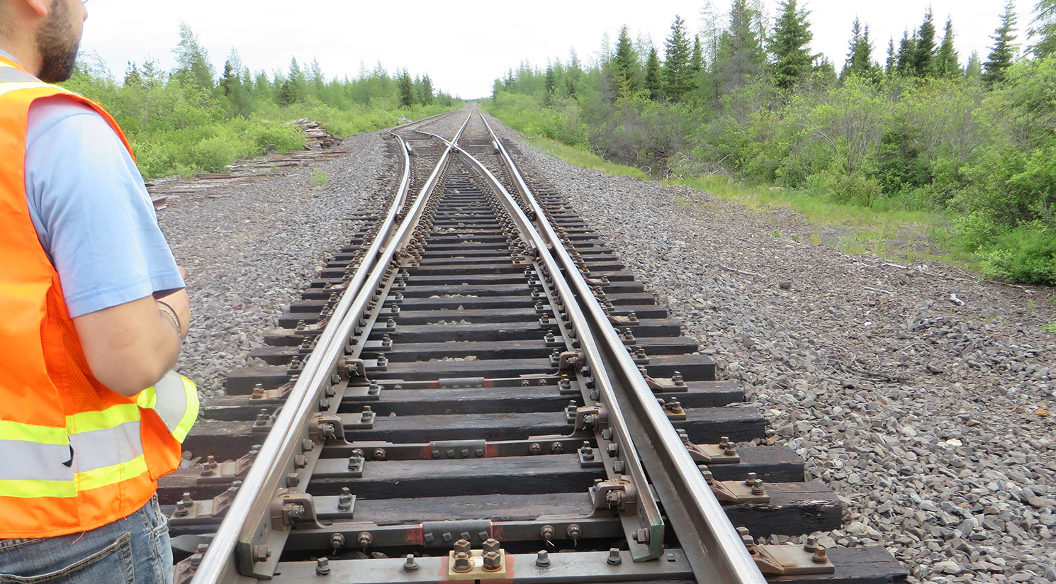 Technical Study of the Tshiuetin Railway