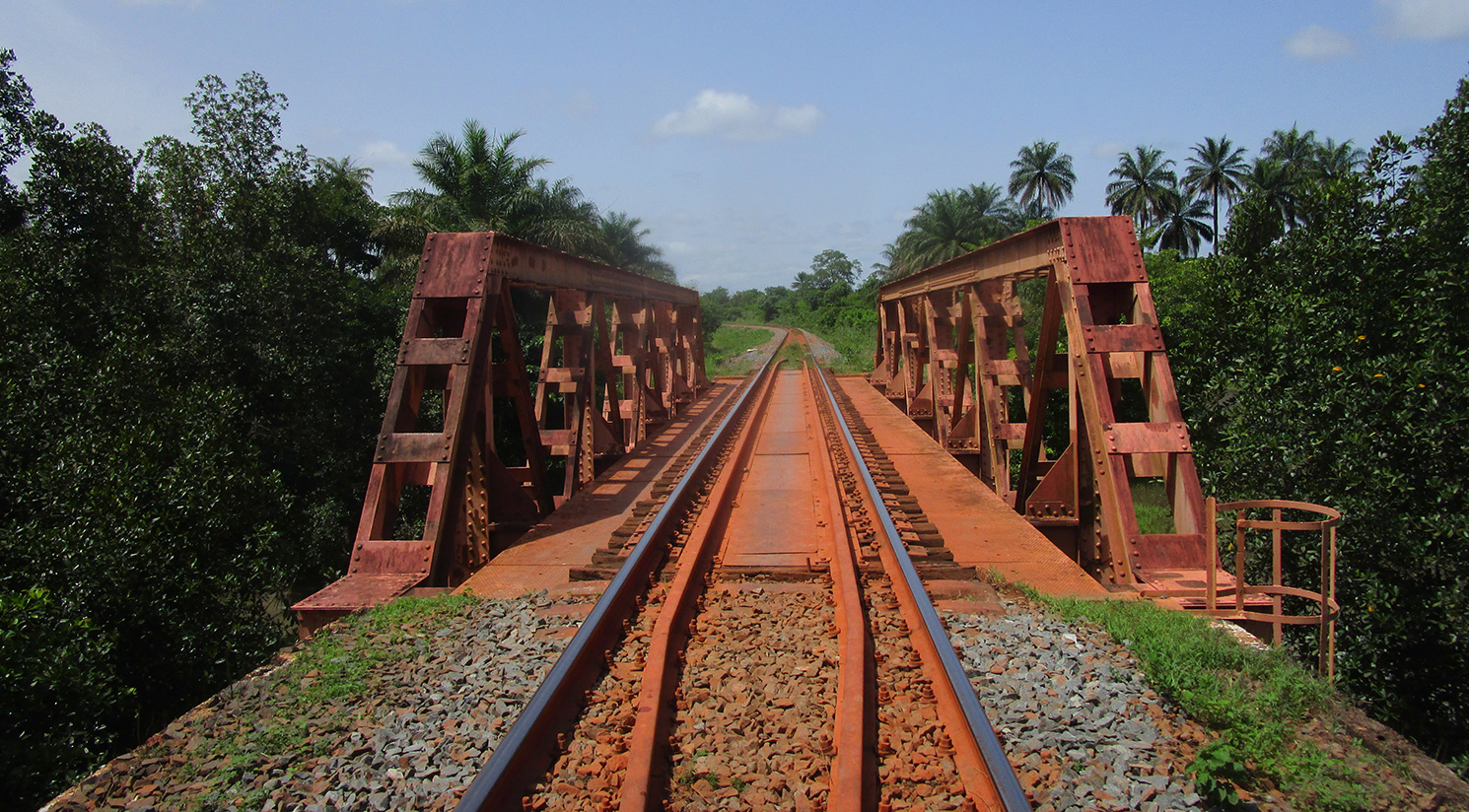 Boké Railway – Multi-User Expansion Project