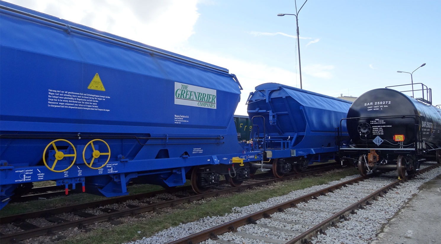 Rolling Stock and Operations Consulting Services for BHP