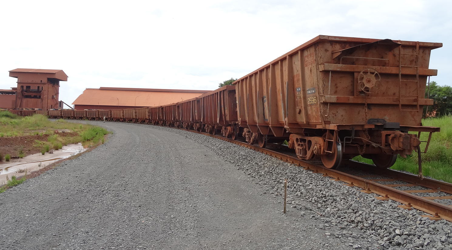 Rehabilitation of Entire Fleet of Wagons for CBG