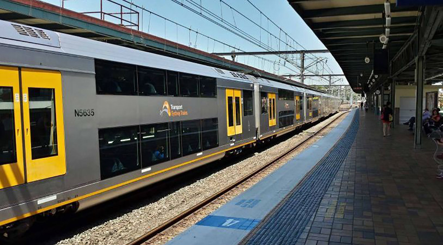 Upgrading Sydney's Suburban and Intercity Rail Network Signalling Systems