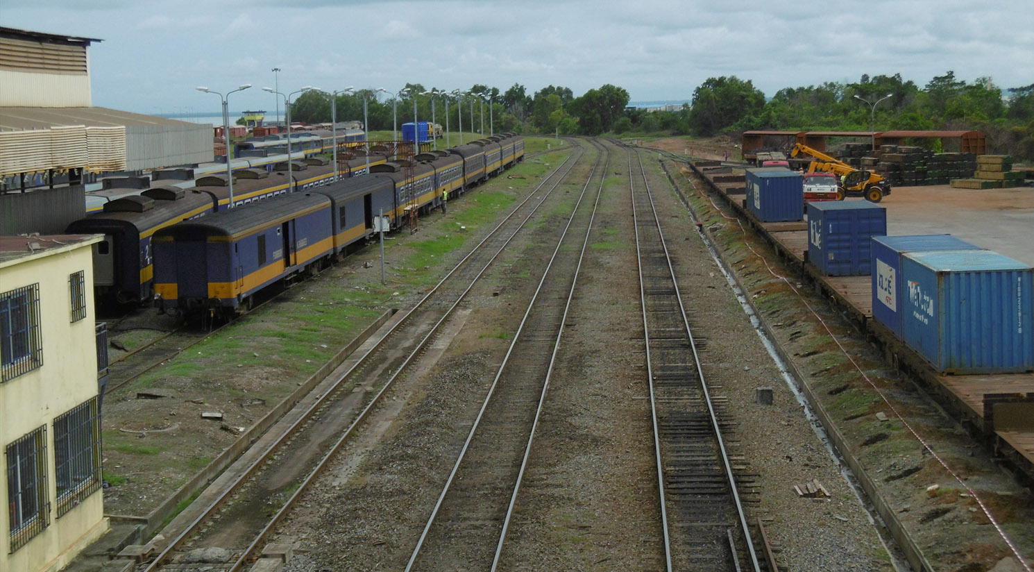 Consultancy Services for Development of Railway Infrastructure for GSEZ Mineral Port at Libreville