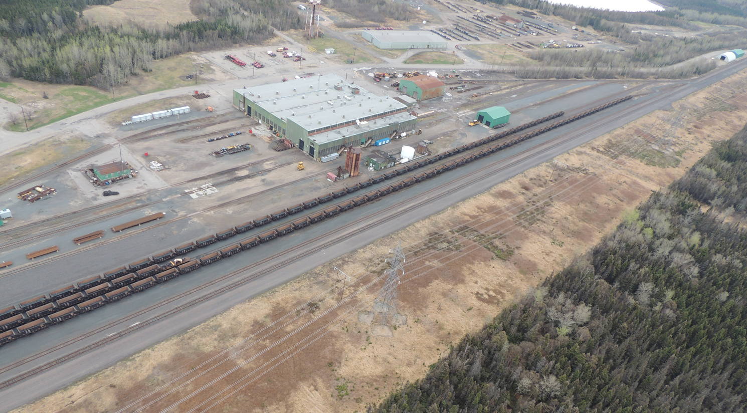Feasibility Study for a Northern Quebec Railway Link