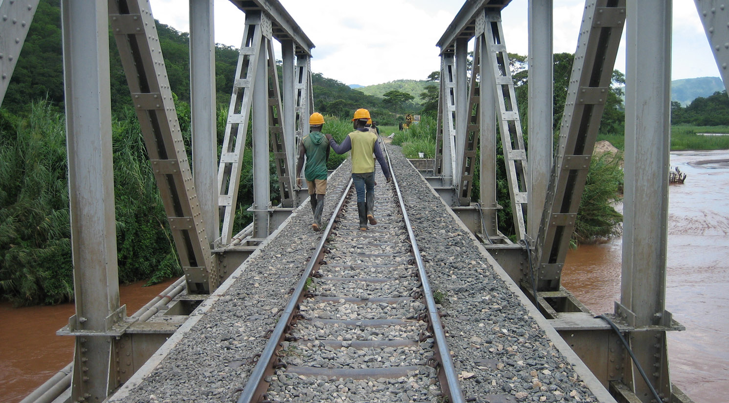 Rehabilitation of RAHCO Railway Bridges and Culverts